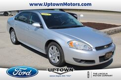 2011_Chevrolet_Impala_LT Retail_ Milwaukee and Slinger WI