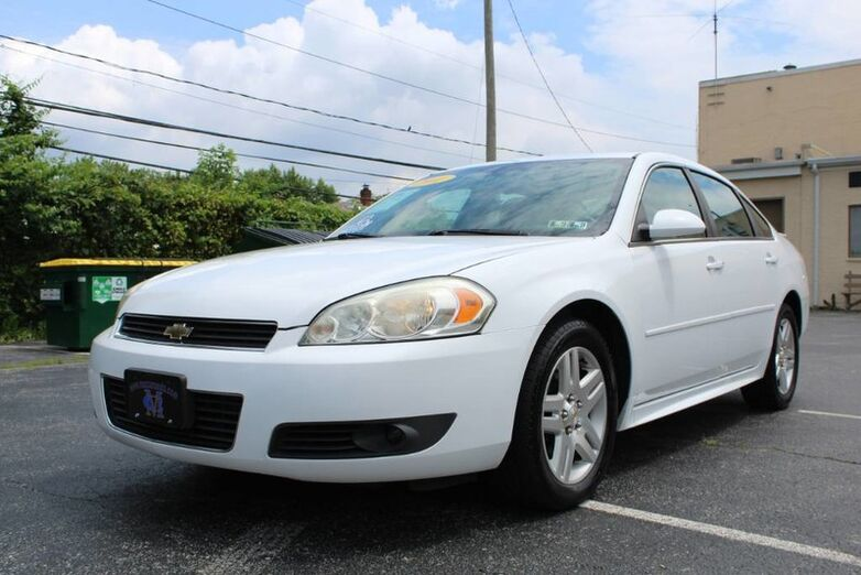2011 Chevrolet Impala LT Retail New Castle DE