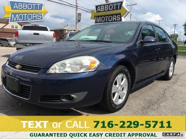 2011 Chevrolet Impala LT Sedan w/Low Miles Buffalo NY