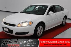2011_Chevrolet_Impala_LT_ St. Cloud MN