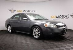 2011_Chevrolet_Impala_LTZ_ Houston TX