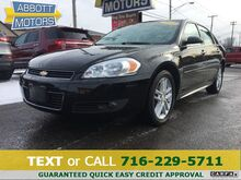 2011_Chevrolet_Impala_LTZ w/Heated Leather & Moonroof_ Buffalo NY