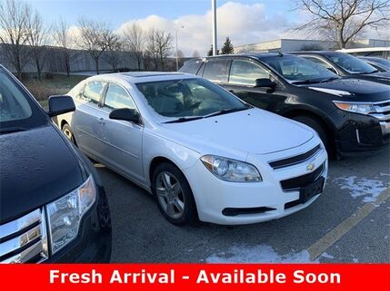 2011_Chevrolet_Malibu_LS with 1LS_ Fond du Lac WI