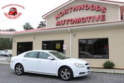 2011_Chevrolet_Malibu_LT w/1LT_ North Charleston SC