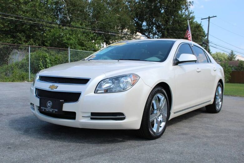 2011 Chevrolet Malibu LT w/2LT New Castle DE