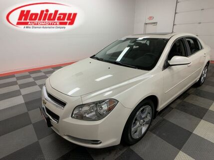 2011_Chevrolet_Malibu_LT with 1LT_ Fond du Lac WI