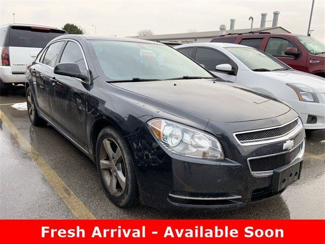 2011 Chevrolet Malibu LT with 1LT Fond du Lac WI