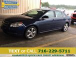 2011 Chevrolet Malibu LT2 w/Heated Leather