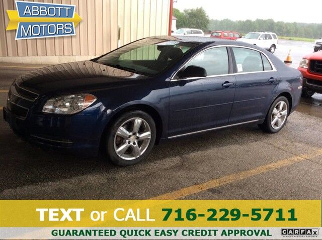 2011 Chevrolet Malibu LT2 w/Heated Leather Buffalo NY