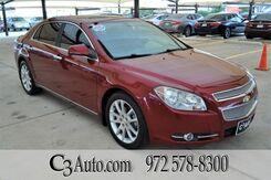 2011_Chevrolet_Malibu_LTZ_ Plano TX
