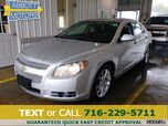 2011 Chevrolet Malibu LTZ w/Heated Leather