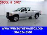 2011 Chevrolet Silverado 1500 ~ 4x4 ~ Extended Cab ~ Only 32K Miles!