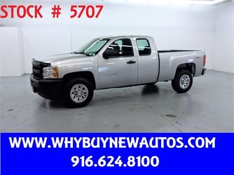 Chevrolet Silverado 1500 ~ 4x4 ~ Extended Cab ~ Only 32K Miles! 2011