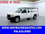 2011 Chevrolet Silverado 1500 ~ 4x4 ~ Extended Cab ~ Only 37K Miles!