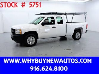 Chevrolet Silverado 1500 ~ 4x4 ~ Extended Cab ~ Only 48K Miles! 2011