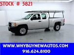 2011 Chevrolet Silverado 1500 ~ 4x4 ~ Extended Cab ~ Only 72K Miles!