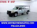 2011 Chevrolet Silverado 1500 ~ Extended Cab ~ Only 20K Miles!