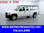 2011 Chevrolet Silverado 1500 ~ Extended Cab ~ Only 41K Miles!