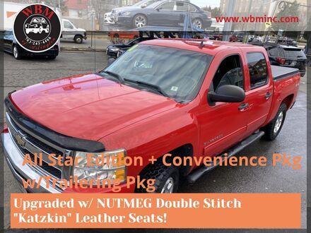 2011_Chevrolet_Silverado 1500_4x4 Crew Cab LT w/ Z71_ Arlington VA