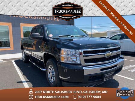 2011_Chevrolet_Silverado 1500_LS ** GUARANTEED FINANCING **_ Salisbury MD