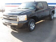 2011_Chevrolet_Silverado 1500_LS Crew Cab Short Box 2WD_ Dallas TX