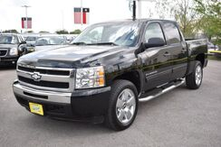 2011_Chevrolet_Silverado 1500_LS Crew Cab Short Box 2WD_ Houston TX