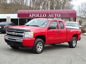 2011_Chevrolet_Silverado 1500_LS_ Cumberland RI