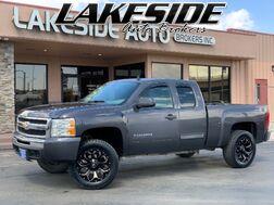 2011_Chevrolet_Silverado 1500_LS Extended Cab 2WD_ Colorado Springs CO