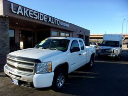 2011_Chevrolet_Silverado 1500_LS Extended Cab 2WD_ Colorado Springs CO