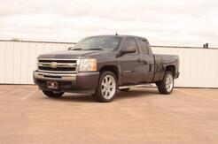 2011_Chevrolet_Silverado 1500_LS Extended Cab 2WD_ Terrell TX