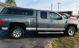 2011_Chevrolet_Silverado 1500_LS Extended Cab 4WD_ Richmond IN