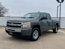 2011_Chevrolet_Silverado 1500_LS Extended Cab 4WD_ Terrell TX