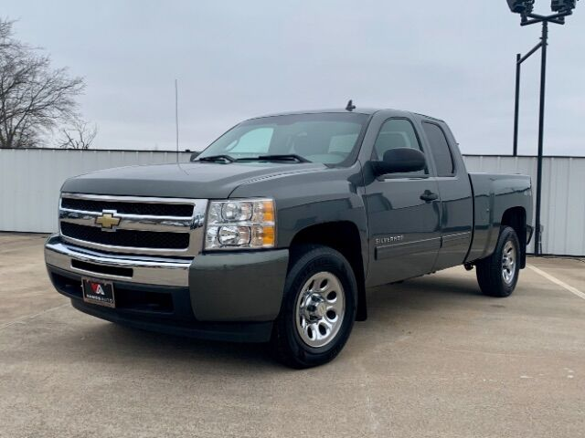 2011 Chevrolet Silverado 1500 LS Extended Cab 4WD Terrell TX