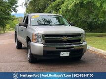 2011 Chevrolet Silverado 1500 LS South Burlington VT