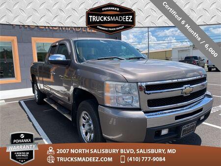 2011_Chevrolet_Silverado 1500_LT ** GUARANTEED FINANCING **_ Salisbury MD