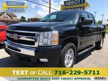 2011_Chevrolet_Silverado 1500_LT 4WD Ext Cab Z-71 w/Leather_ Buffalo NY