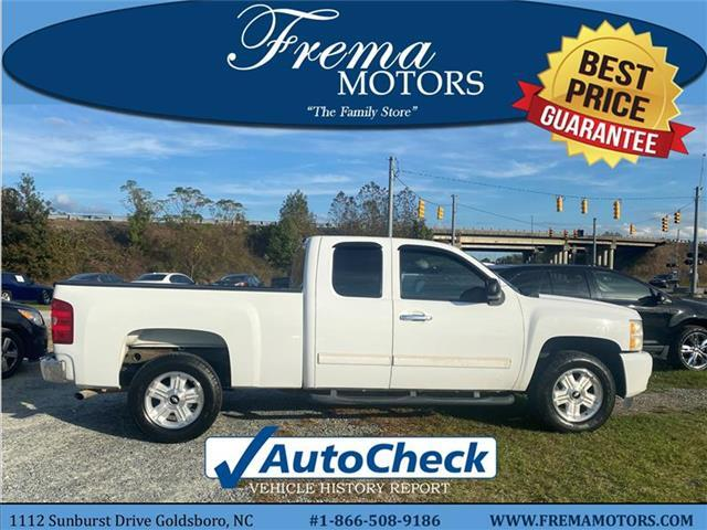 2011 Chevrolet Silverado 1500 LT 4x2 Extended Cab 6.6 ft. box 143.5 in. WB Goldsboro NC