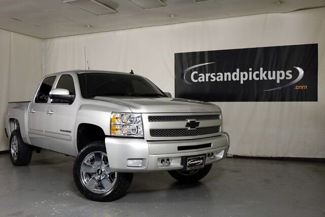 2011 Chevrolet Silverado 1500 LT Dallas TX