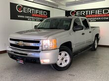 2011_Chevrolet_Silverado 1500_LT CREW CAB 4WD FLEX FUEL BED LINER BLUETOOTH KEYLESS ENTRY TOW PACKAGE FOG_ Carrollton TX