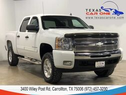 2011_Chevrolet_Silverado 1500_LT CREW CAB 4WD RUNNING BOARDS BED LINER TOWING HITCH_ Carrollton TX