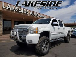 2011_Chevrolet_Silverado 1500_LT Crew Cab 4WD_ Colorado Springs CO
