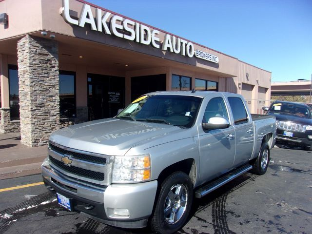 2011 Chevrolet Silverado 1500 LT Crew Cab 4WD Colorado Springs CO