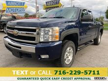 2011_Chevrolet_Silverado 1500_LT Ext Cab 4WD Low Miles+_ Buffalo NY