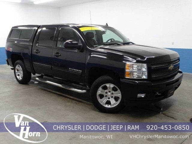 2011 Chevrolet Silverado 1500 LT Milwaukee WI