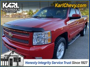 2011_Chevrolet_Silverado 1500_LT_ New Canaan CT
