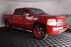 2011_Chevrolet_Silverado 1500_LT Package,Running Boards,Bed Cover,Upgraded Wheels_ Houston TX