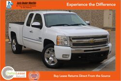 Chevrolet Silverado 1500 LT Texas Edition 4X4 2011