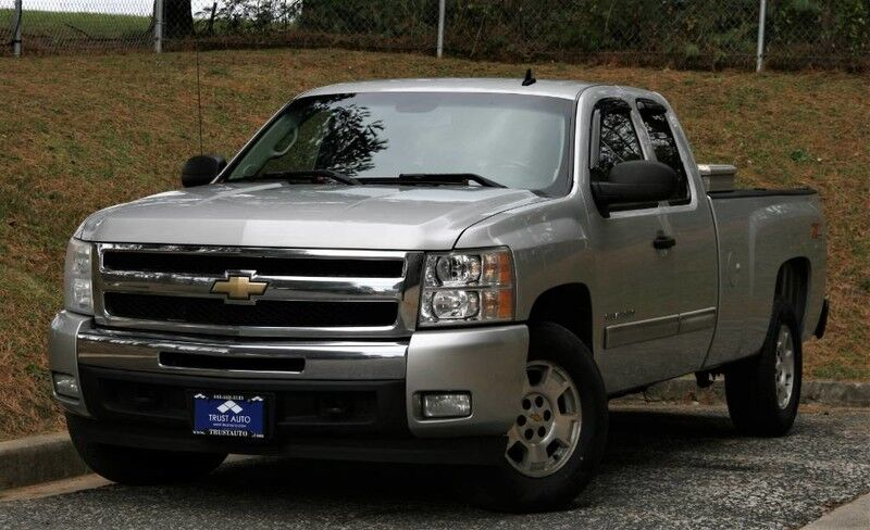 2011 Chevrolet Silverado 1500 LT Z71 4WD Extended Long Bed Sykesville MD
