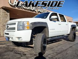 2011_Chevrolet_Silverado 1500_LTZ Crew Cab 4WD_ Colorado Springs CO