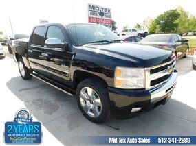 Chevrolet Silverado 1500 Texas Edition LT 2011